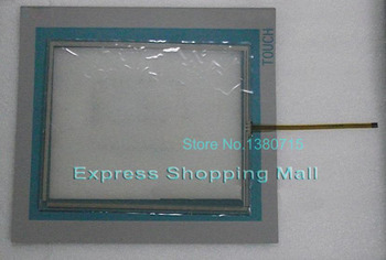 New touch screen glass Panel + Protective film for TP270-10 6AV6545-0CC10-0AX0 6AV6 545-0CC10-0AX0