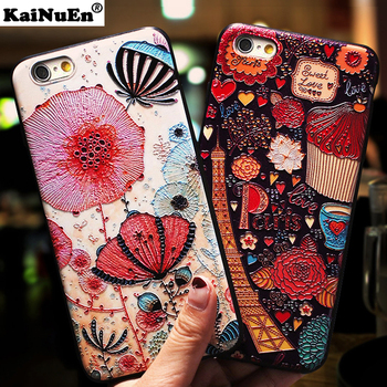 KaiNuEn prabanga 3d atgal coque,dangtis,case for iphone 5 5s se 5se s minkšto silikono silicio telefono atvejais priedai apple iphone5