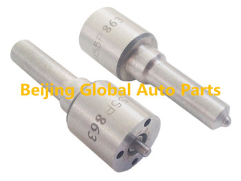 Diesel Engine Common Rail Fuel Injector Nozzle DLLA155P863 093400-8630 for Injector 095000-5921 on Toyo ta Vehicle