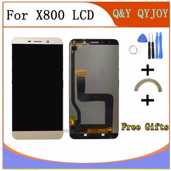 Q&Y QYJOY for Letv X800 LCD Display Touch Screen 5.5inch 2K Digitizer Assembly Replacement For Letv Le one Pro Phone