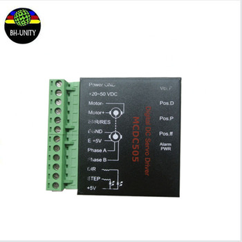 !!Leadshine MCDC 505 Servo Motor Driver for myjet /infiniti /crystaljet Inkjet Printer spare parts