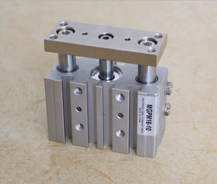 Bore size 50mm*75mm stroke SMC Type Compact Guide Pneumatic Cylinder/Air Cylinder MGPM Series